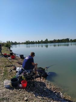 Előkelő hely a horgászversenyen